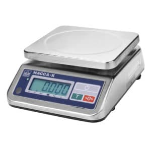 Весы для промышленности Весы для промышленности Масса-К HC-15.P | оборудование и программное обеспечение для автоматизации бизнеса | ГК Эгида, Россия