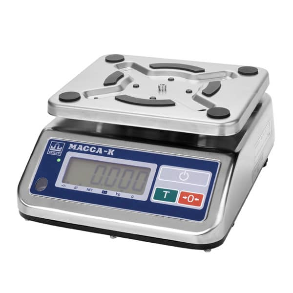 Весы для промышленности Весы для промышленности Масса-К HC-3.P | оборудование и программное обеспечение для автоматизации бизнеса | ГК Эгида, Россия