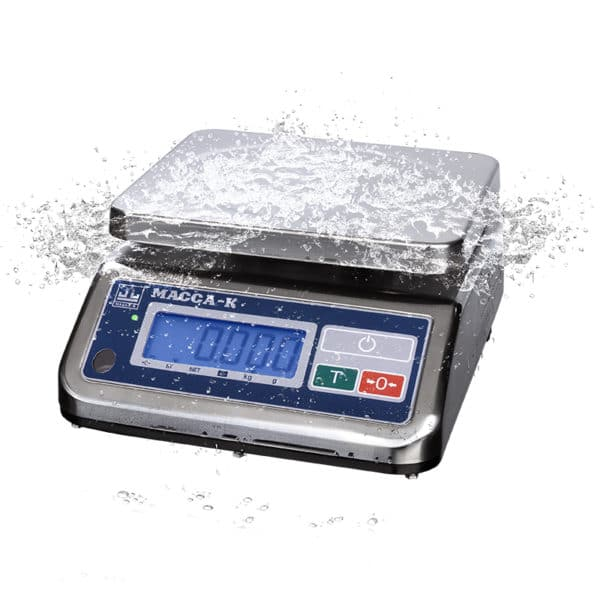 Весы для промышленности Весы для промышленности Масса-К HC-30.P   оборудование и программное обеспечение для автоматизации бизнеса   ГК Эгида, Россия