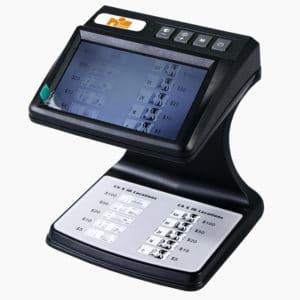 Детекторы банкнот Просмотровый детектор Mbox IRD-AS | оборудование и программное обеспечение для автоматизации бизнеса | ГК Эгида, Россия