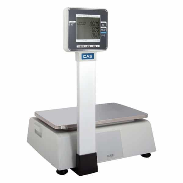 Весовое оборудование Весы торговые электронные CAS CL3000J-15P TCP-IP   оборудование и программное обеспечение для автоматизации бизнеса   ГК Эгида, Россия