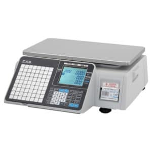 Весовое оборудование Весы торговые электронные CAS CL3000J-30B TCP-IP | оборудование и программное обеспечение для автоматизации бизнеса | ГК Эгида, Россия