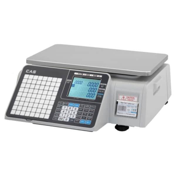 Весовое оборудование Весы торговые электронные CAS CL3000J-6B TCP-IP | оборудование и программное обеспечение для автоматизации бизнеса | ГК Эгида, Россия