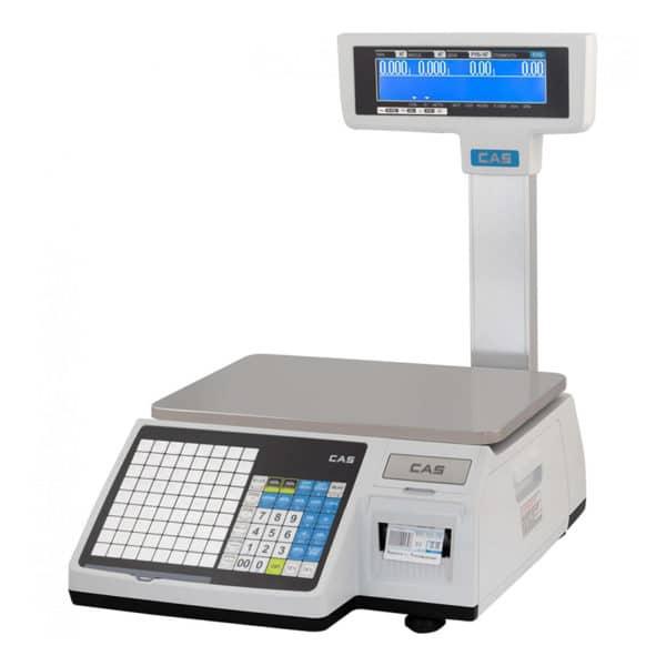 Весовое оборудование Весы торговые электронные CAS CL3000J-6P TCP-IP | оборудование и программное обеспечение для автоматизации бизнеса | ГК Эгида, Россия