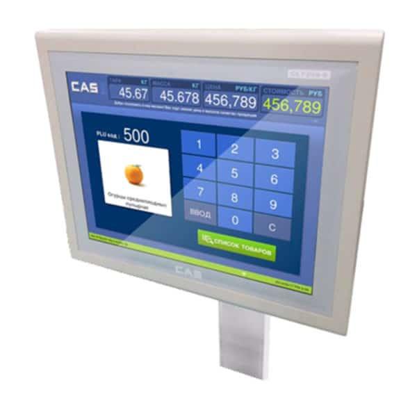 Весовое оборудование Весы торговые электронные CAS CL7000-30S | оборудование и программное обеспечение для автоматизации бизнеса | ГК Эгида, Россия