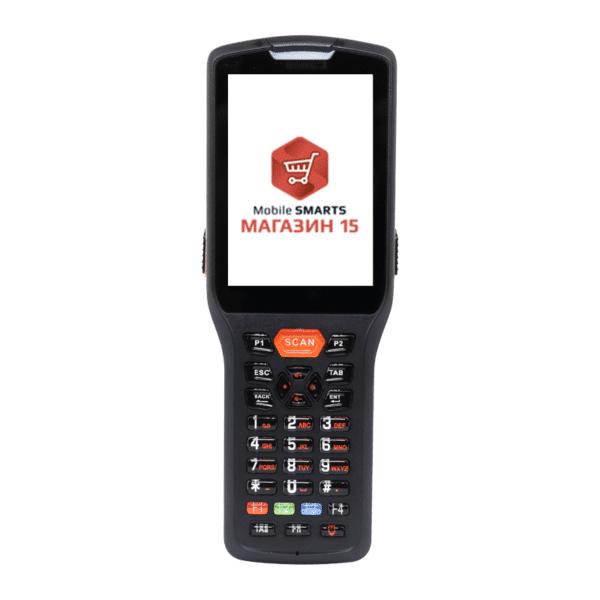 Оборудование Терминал сбора данных UROVO DT30 | оборудование и программное обеспечение для автоматизации бизнеса | ГК Эгида, Россия